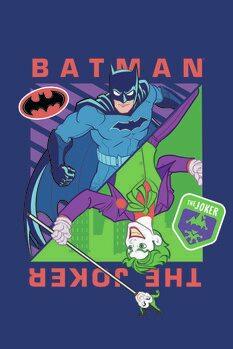 Umetniški tisk Batman vs Joker