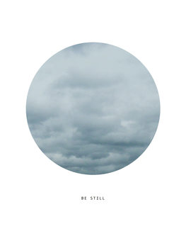 Ilustración Be still 2