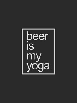 Illustration beerismyyoga1