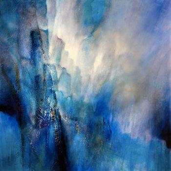 Ilustrace Blue light