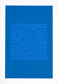 Obrazová reprodukce Blue World