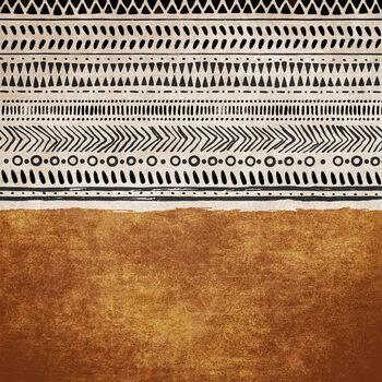 Ilustracija Boho Structures 02
