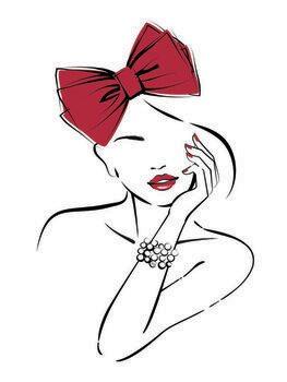 Ilustrácia Bow