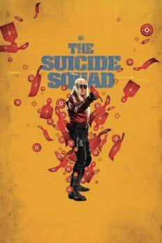 Poster de artă Brigada sinucigașilor 2 - Savant