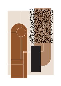 Ilustracija Brown & Beige