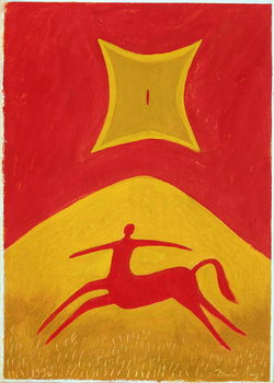Obrazová reprodukce Centaure, 1995
