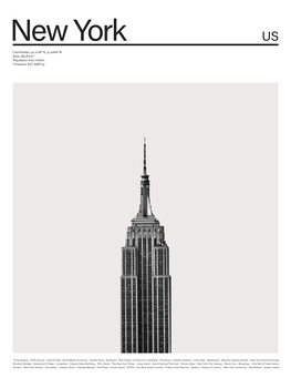 Ilustrace City New York 2