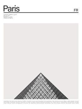 Ilustrácia City Paris 1