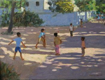 Reproducción de arte  Cochin