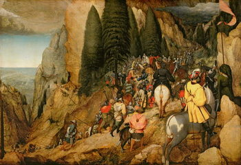 Reproducción de arte  Conversion of St. Paul, 1567
