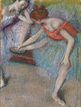 Kunsttryk Dancers; Danseuses, c.1896