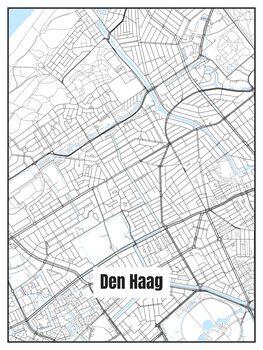 Mapa Den Haag