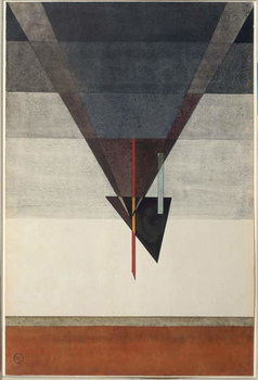 Descent, 1925 Reproduction de Tableau