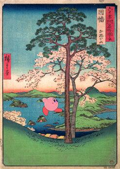 Ilustrace FLOATING BUBBLE