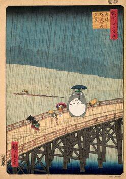 Ilustrace FLOATING RAIN