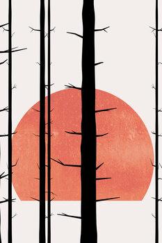 Ilustrace Forest Fairytales BLANC