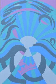 Obrazová reprodukce Four and Twenty Elders, 2010
