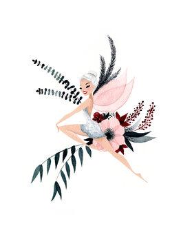 Ilustracja Frozen Fairy 01