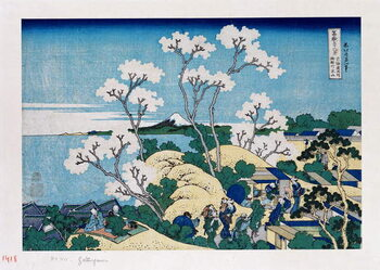 Obrazová reprodukce Fuji from Gotenyama at Shinagawa on the Tokaido