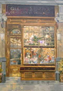Obrazová reprodukce Geo F. Tumper, Jermyn Street, London
