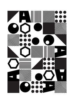 Ilustrácia Geometric II
