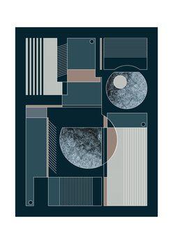 Ilustrácia Geometric III