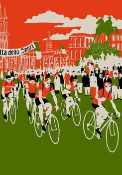 Obrazová reprodukce Giro, 2013
