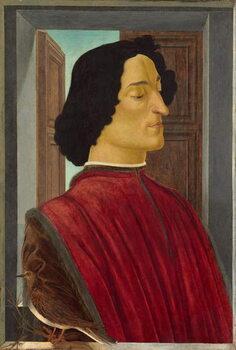 Obrazová reprodukce Giuliano de' Medici, c.1478-80