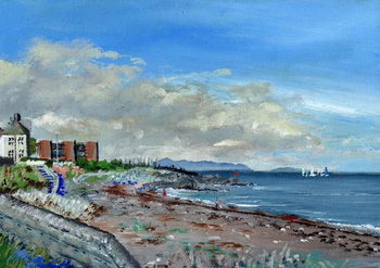 Greystones Ireland, 2001, Kunstdruck