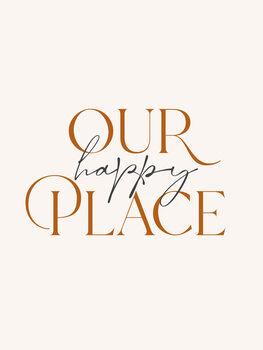 Illustrazione Happy place