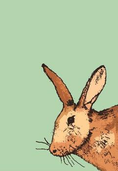Reproducción de arte Hare, 2014