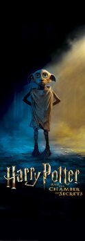 Umjetnički plakat Harry Potter - Dobby