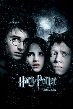 Kunsttryk Harry Potter og Fangen fra Azkaban