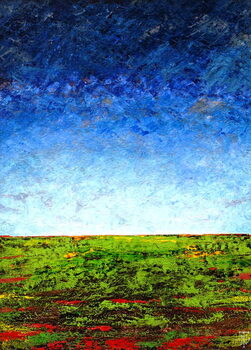 Umelecká tlač Horizon I, 2001