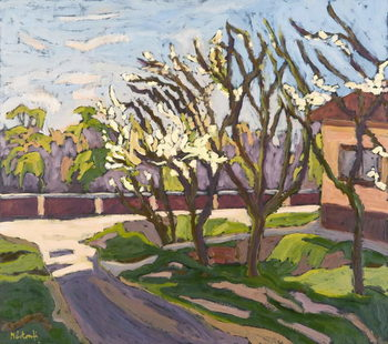 In Spring Light, 2008 Kunstdruk