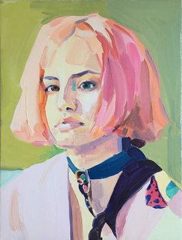 'In the pink', 2018, Kunstdruk