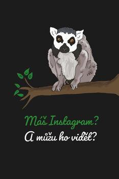 Ilustrace Instagram