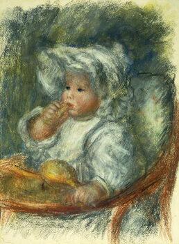 Umelecká tlač Jean Renoir in a chair