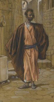 Festmény reprodukció Judas Iscariot
