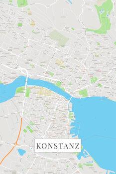 Harta Konstanz color