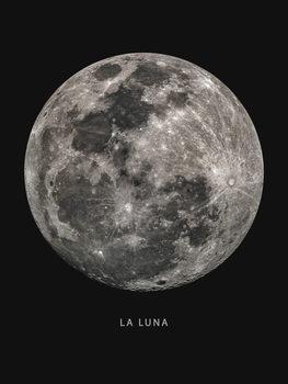 илюстрация la luna