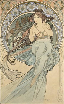 Kunstdruck La Musique, 1898