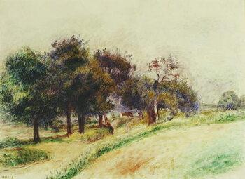 Umelecká tlač Landscape; Paysage,