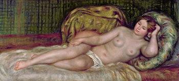 Obrazová reprodukce  Large Nude, 1907