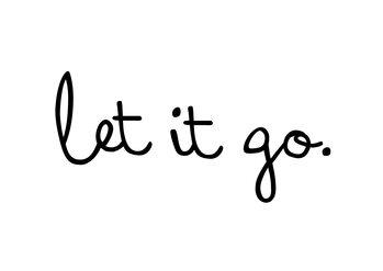 Illustration Let it go