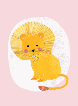 Illustration Lion