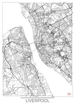Mappa Liverpool