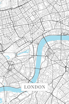 Mappa London white