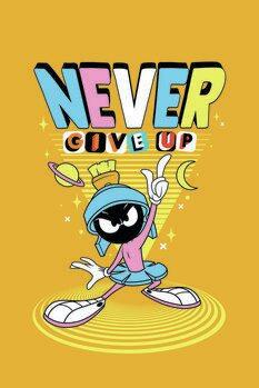 Poster de artă Looney Tunes - Marvin