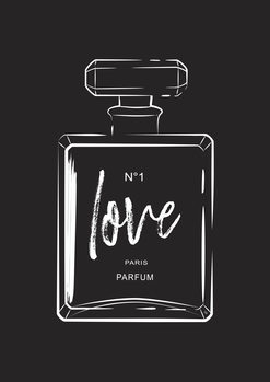 iIlustratie Love Perfume